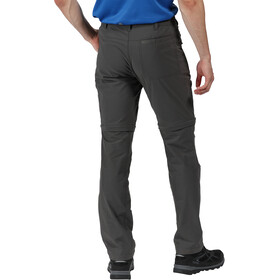 Regatta Highton Stretch Pantaloni Uomo, magnet